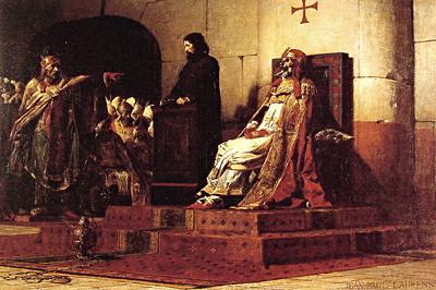 De dode Formosus moest 'terechtstaan'
